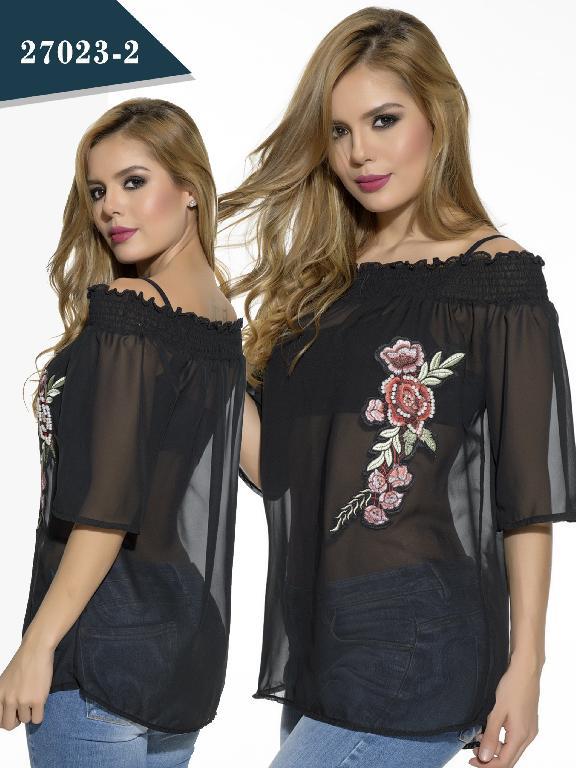 2d094b481 Blusa Moda Colombiano Cereza